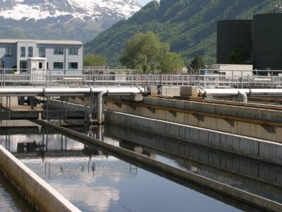 Operador de Planta de Tratamiento de Aguas y Desechos