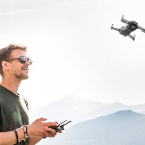 Auxiliar en Manejo y Mantenimiento de Drones