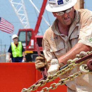 Operario de Apoyo y Servicios en Perforación de Petróleo y Gas